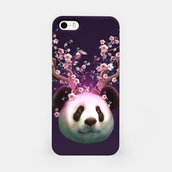 Thumbnail image of PANDA HORNS UP iPhone Case, Live Heroes