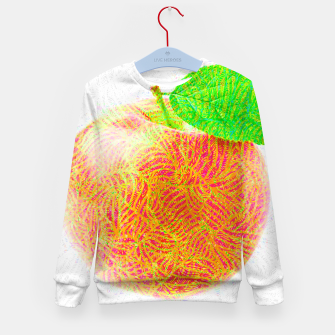 Thumbnail image of apple Kid's sweater, Live Heroes