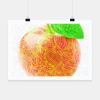 Thumbnail image of apple Poster, Live Heroes