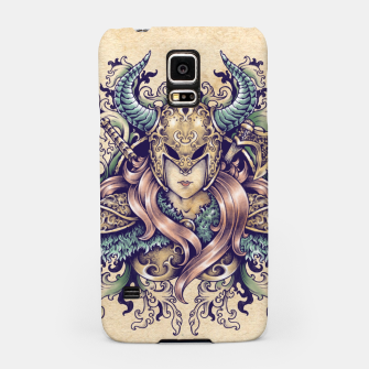 Thumbnail image of Warrior Goddess – pastel grunge Samsung Case, Live Heroes