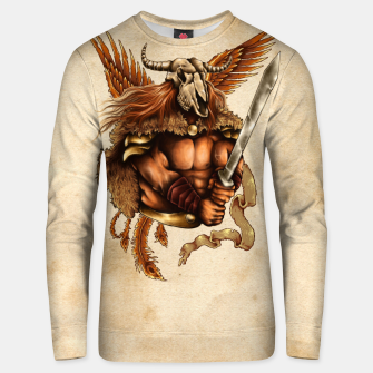 Thumbnail image of Battle for Honor – Phoenix Spirit Unisex sweater, Live Heroes