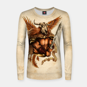Thumbnail image of Battle for Honor – Phoenix Spirit Women sweater, Live Heroes