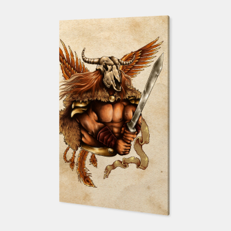 Thumbnail image of Battle for Honor – Phoenix Spirit Canvas, Live Heroes