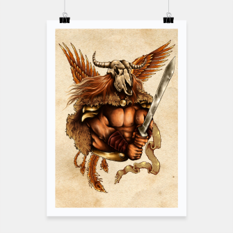 Thumbnail image of Battle for Honor – Phoenix Spirit Poster, Live Heroes