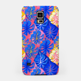 Thumbnail image of Exotic Leaves Samsung Case, Live Heroes
