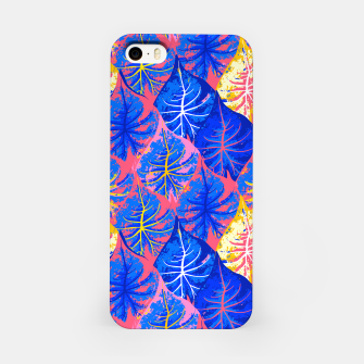 Thumbnail image of Exotic Leaves iPhone Case, Live Heroes