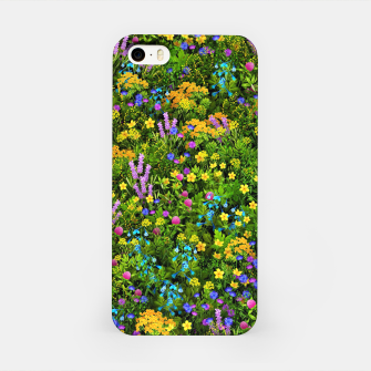 Miniaturka Wild meadow flowers iPhone Case, Live Heroes