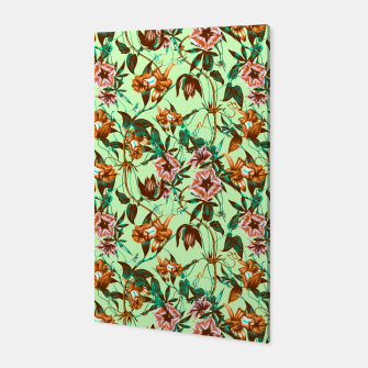 Thumbnail image of Vintage garden Canvas, Live Heroes