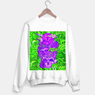 Thumbnail image of Brain Doodle Strong Sweater regular, Live Heroes