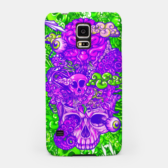 Thumbnail image of Brain Doodle Strong Samsung Case, Live Heroes