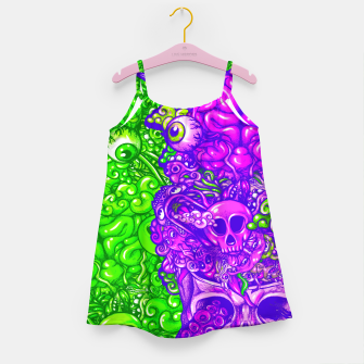 Thumbnail image of Brain Doodle Strong Girl's dress, Live Heroes