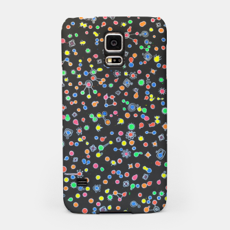 Thumbnail image of NEON DROPS BACTERIA Samsung Case, Live Heroes