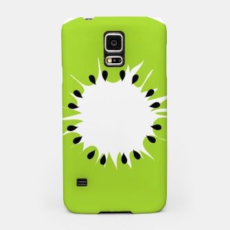 Miniatur Kiwi summer fruit also known as Chinese gooseberry Samsung Case, Live Heroes