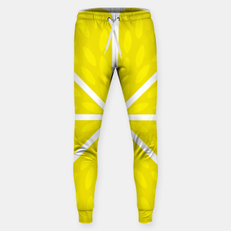 Miniaturka Fresh juicy lime- Lemon cut sliced section Sweatpants, Live Heroes