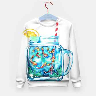 Thumbnail image of mojito Kid's sweater, Live Heroes