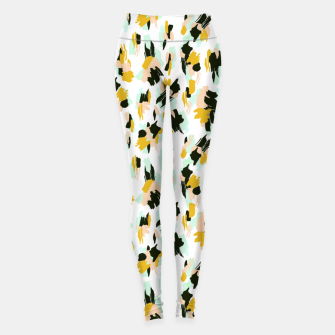 Thumbnail image of Brushstrokes 05 Leggings, Live Heroes