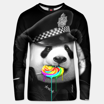 Thumbnail image of LOLLY POP COP Unisex sweater, Live Heroes