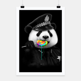 Thumbnail image of LOLLY POP COP Poster, Live Heroes