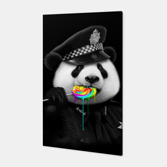 Thumbnail image of LOLLY POP COP Canvas, Live Heroes