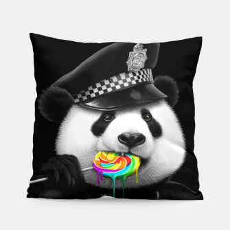 Thumbnail image of LOLLY POP COP Pillow, Live Heroes