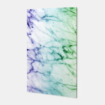 Miniaturka Abstract natural marble texture in rainbow colors Canvas, Live Heroes