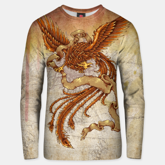 Thumbnail image of The Phoenix Unisex sweater, Live Heroes