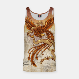 Thumbnail image of The Phoenix Tank Top, Live Heroes