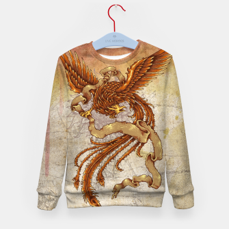 Thumbnail image of The Phoenix Kid's sweater, Live Heroes