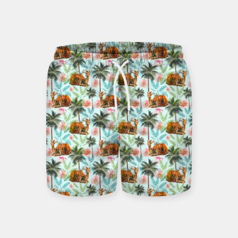 Thumbnail image of Camel Ride Swim Shorts, Live Heroes