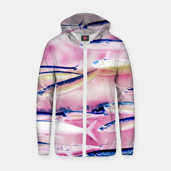 Thumbnail image of Marked Coast Zip up hoodie, Live Heroes
