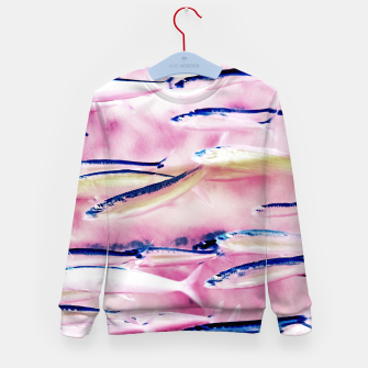 Thumbnail image of Marked Coast Kid's sweater, Live Heroes