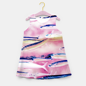 Thumbnail image of Marked Coast Girl's summer dress, Live Heroes