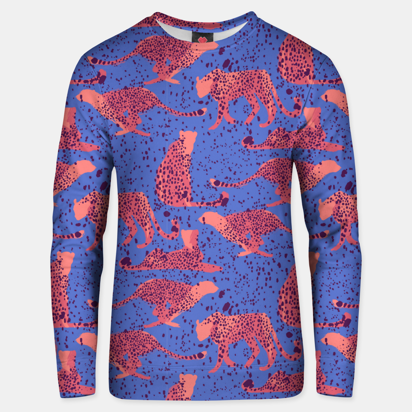 Image of Exotic Cheetah Unisex sweater - Live Heroes