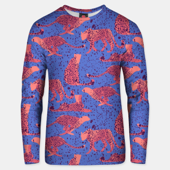 Thumbnail image of Exotic Cheetah Unisex sweater, Live Heroes