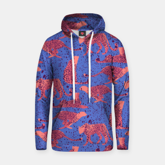 Thumbnail image of Exotic Cheetah Hoodie, Live Heroes