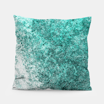 Thumbnail image of Sea Greenness Pillow, Live Heroes