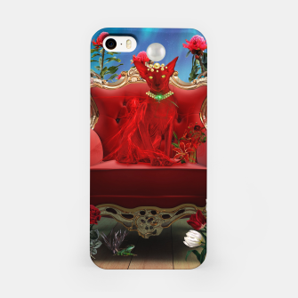 Thumbnail image of Ruby Sphynx iPhone Case, Live Heroes