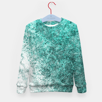 Sea Greenness Kid's sweater thumbnail image