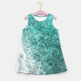 Thumbnail image of Sea Greenness Girl's summer dress, Live Heroes