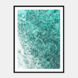 Sea Greenness Framed poster thumbnail image
