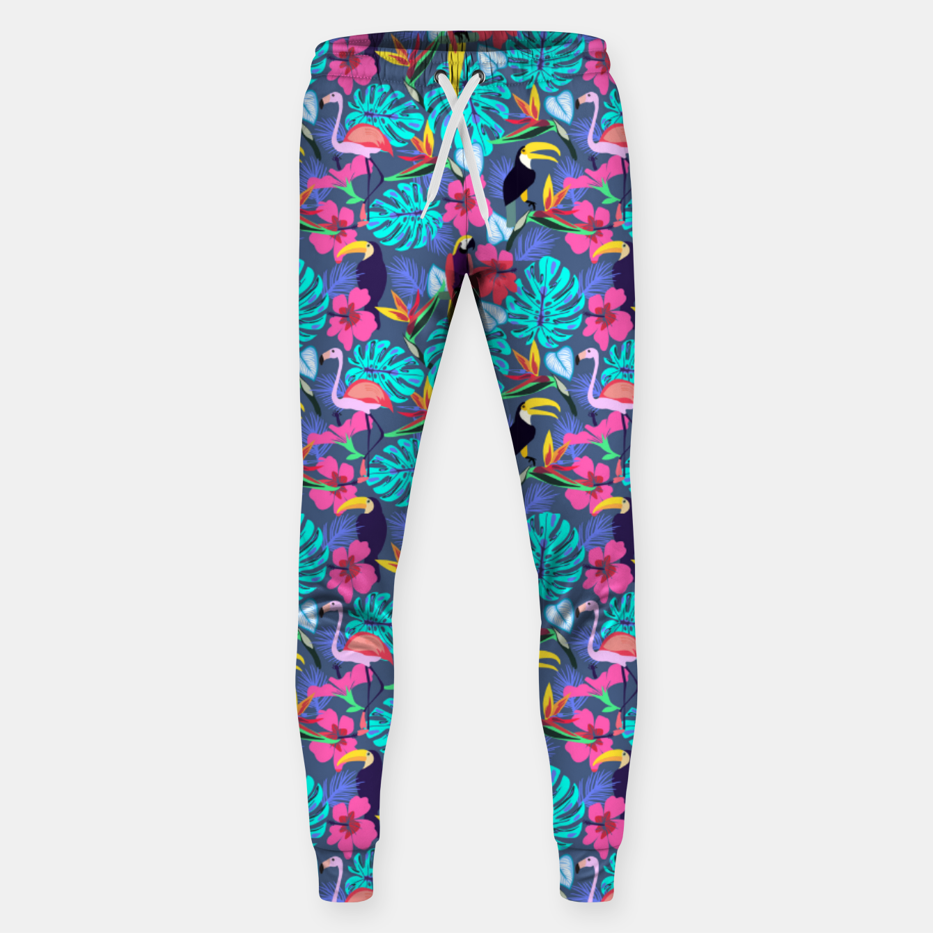 Image of Tropical Plants Sweatpants - Live Heroes