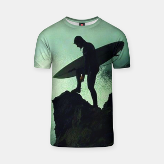 Thumbnail image of Surfer T-Shirt, Live Heroes
