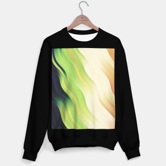 Thumbnail image of wavy lines pattern r7 Sweater regular, Live Heroes