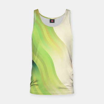 Thumbnail image of wavy lines pattern r7 Tank Top, Live Heroes