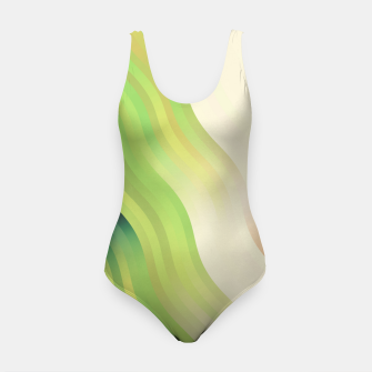 Thumbnail image of wavy lines pattern r7 Swimsuit, Live Heroes