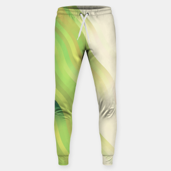 Thumbnail image of wavy lines pattern r7 Sweatpants, Live Heroes