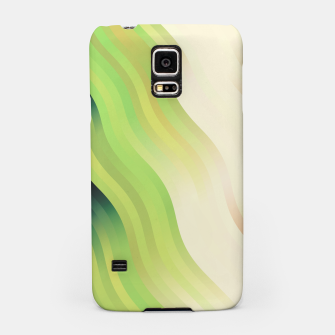 Thumbnail image of wavy lines pattern r7 Samsung Case, Live Heroes