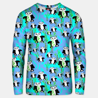 Thumbnail image of Panda Bears Unisex sweater, Live Heroes
