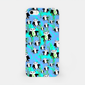 Thumbnail image of Panda Bears iPhone Case, Live Heroes