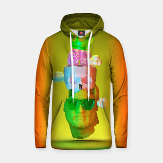 Thumbnail image of Thinking of Summer Hoodie, Live Heroes
